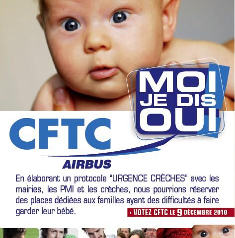 CFTC Airbus