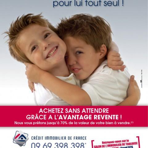 Crédit Immobilier de France Midi-Pyrénées