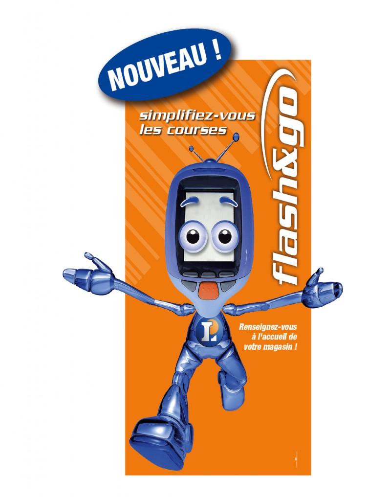 supermarche-e.leclerc_flash&go_mascotte