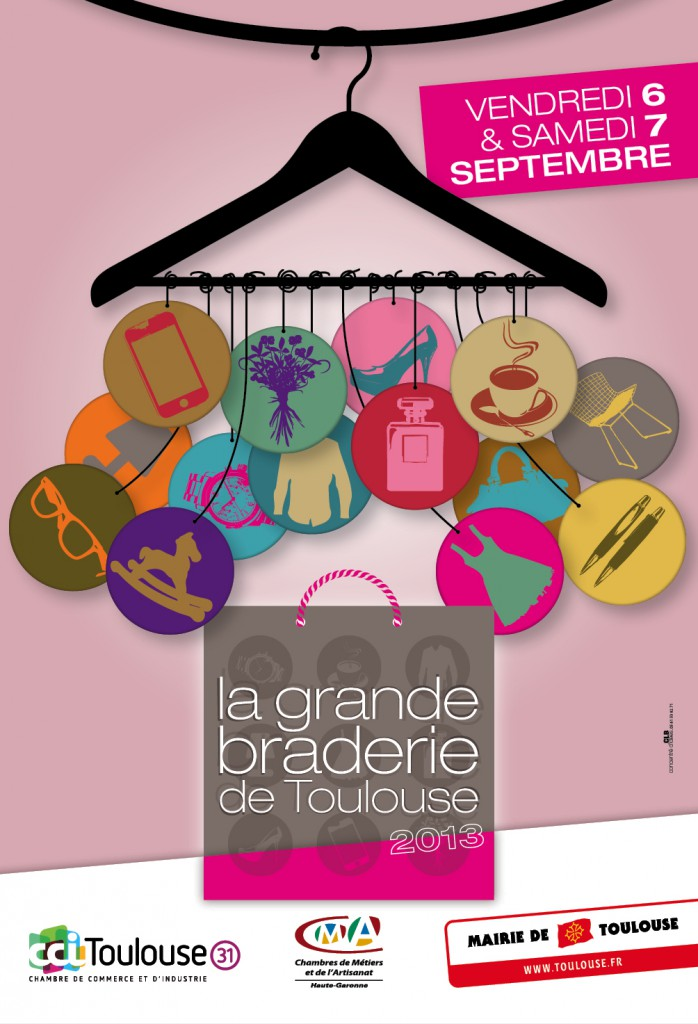 Mairie de Toulouse | Campagne affichage | 120x176 - 240x176